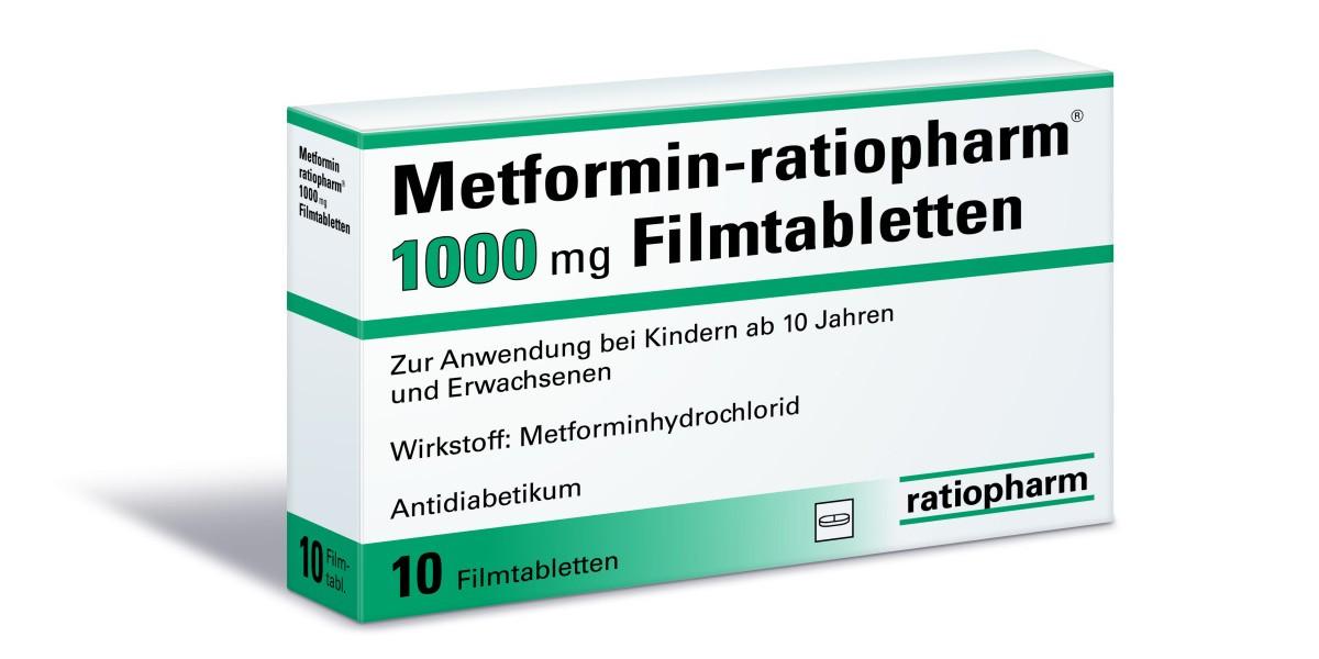 Metformin ohne Rezept kaufen